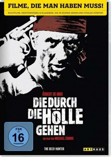 Die durch die Hölle gehen. DVD.