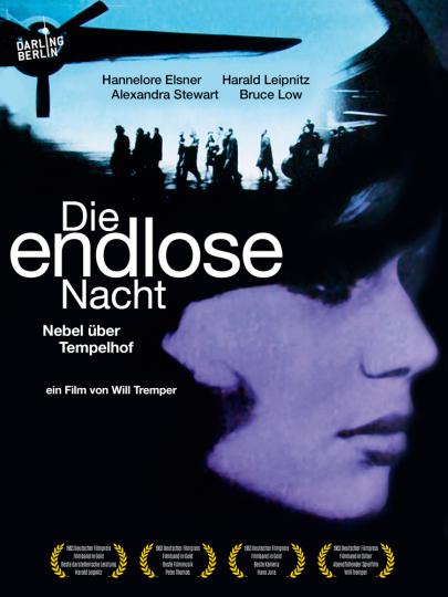 Die endlose Nacht - Nacht über Tempelhof. DVD.