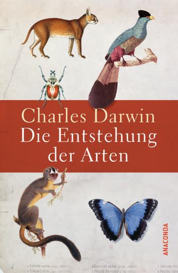Die Entstehung der Arten.
