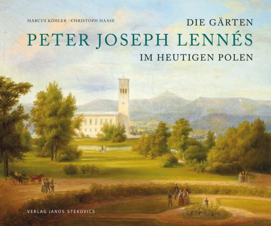 Die Gärten des Peter Joseph Lennés im heutigen Polen. Eine Spurensuche jenseits von Oder und Neiße.