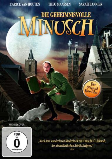 Die geheimnisvolle Minusch. DVD.