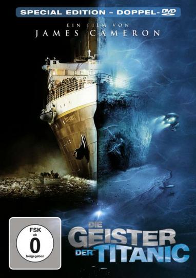 Die Geister der Titanic. 2 DVDs.