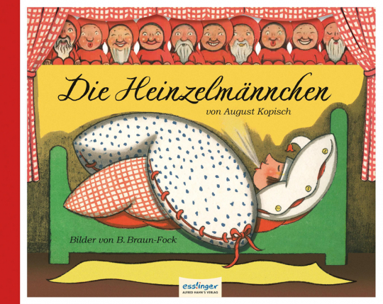 Die Heinzelmännchen.