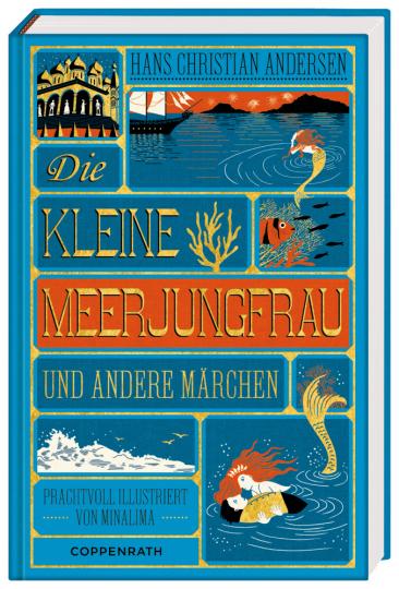 Die kleine Meerjungfrau und andere Märchen.