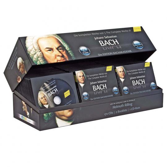 Die komplette Bach-Edition. 172 CDs