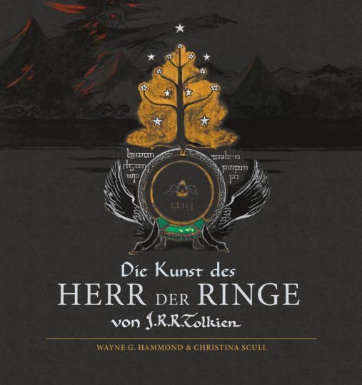 Die Kunst des Herr der Ringe von J.R.R. Tolkien.