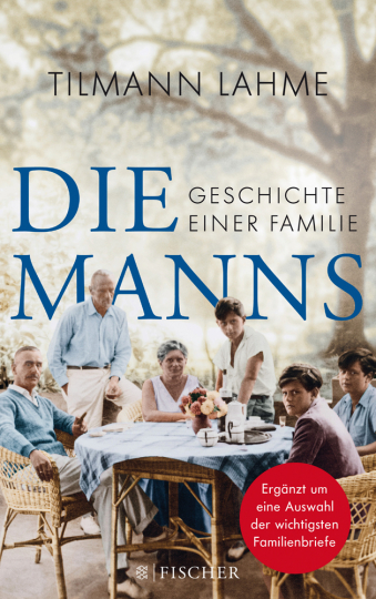 Die Manns. Geschichte einer Familie.