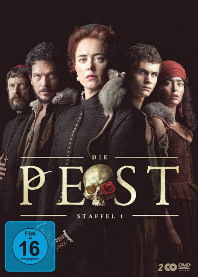 Die Pest / St. 1 (2 DVD)