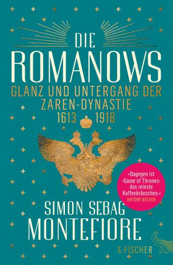 Die Romanows. Glanz und Untergang der Zaren-Dynastie 1613-1918.