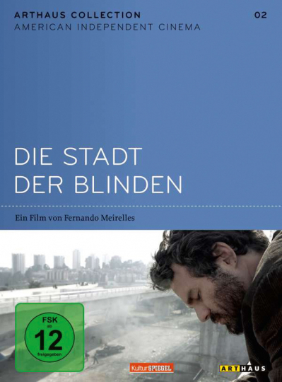 Die Stadt der Blinden (Arthaus Collection). DVD.