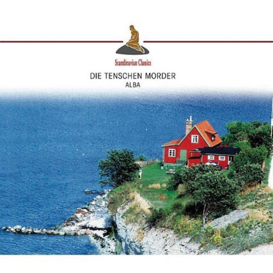 Die Tenschen Morder. Mittelalterliche Musik aus Dänemark. CD.