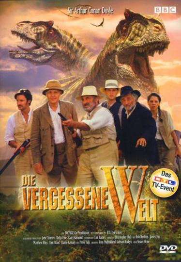 Die vergessene Welt. DVD.