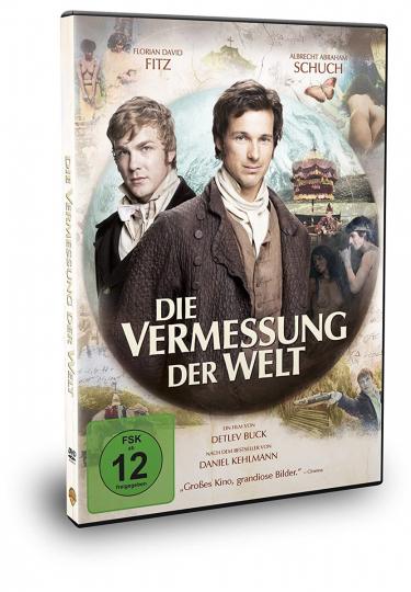Die Vermessung der Welt. DVD