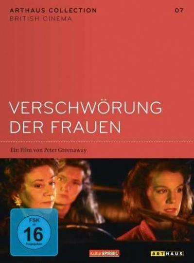 Die Verschwörung der Frauen (Arthaus Collection). DVD.