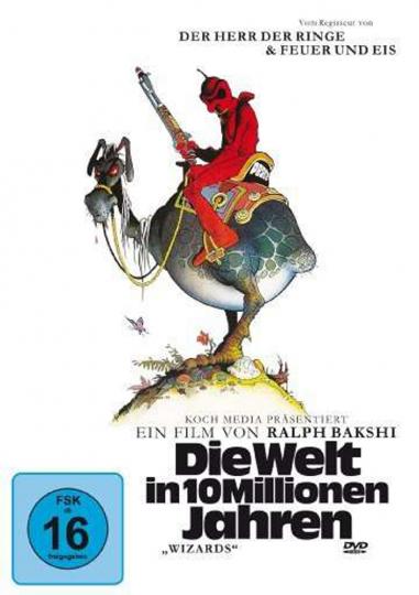 Die Welt in 10 Millionen Jahren. DVD.