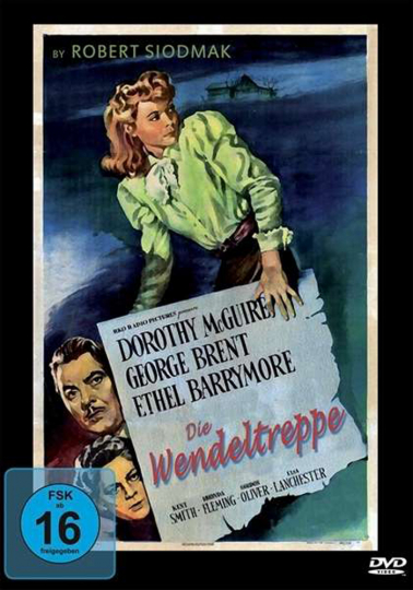 Die Wendeltreppe. DVD.