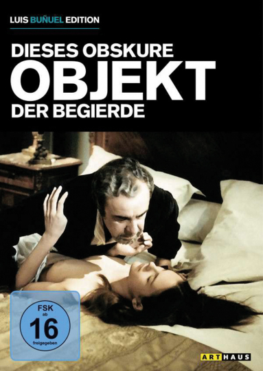 Dieses obskure Objekt der Begierde. DVD.