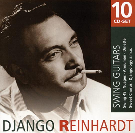 Django Reinhardt. Swing Guitars.
