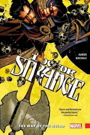 Doctor Strange Vol. 1. The Way of the Weird. Comic.