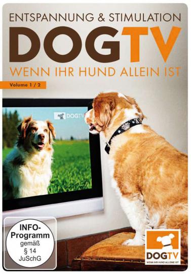 DogTV. Wenn Ihr Hund allein ist. DVD.