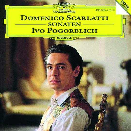 Domenico Scarlatti. Klaviersonaten. CD.