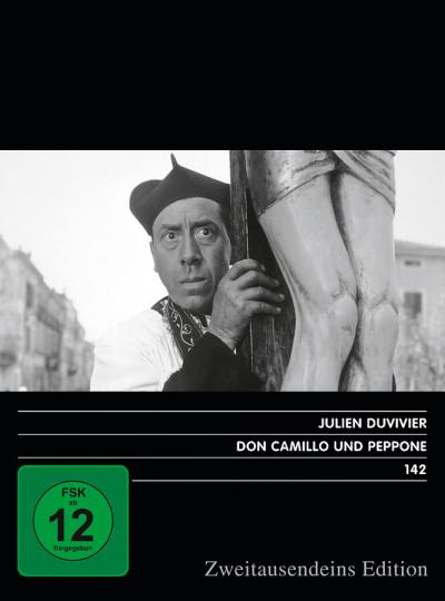 Don Camillo und Peppone (Zweitausendeins Edition). DVD.