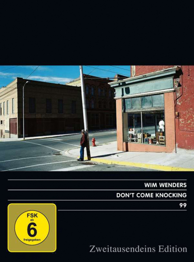 Don't Come Knocking. DVD.
