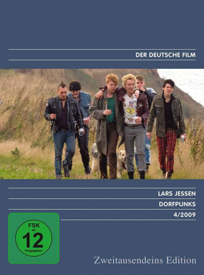 Dorfpunks. DVD.