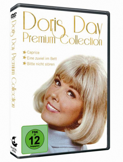 Doris Day Collection. 3 DVDs.