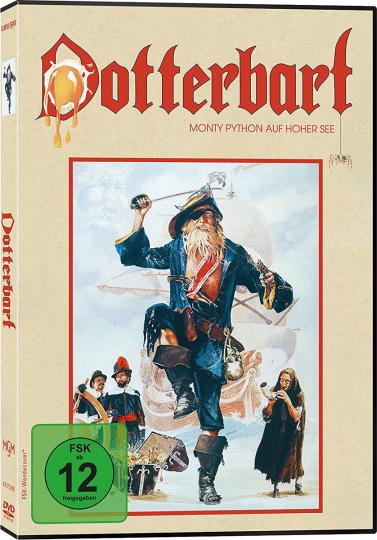 Dotterbart (Monty Python auf hoher See). DVD.