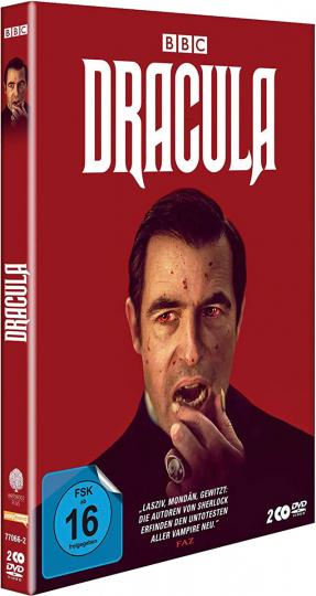 Dracula (2020). 2 DVDs