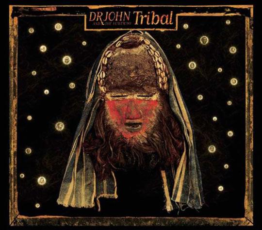 Dr. John. Tribal. CD.