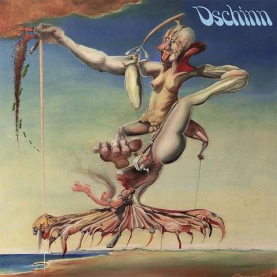 Dschinn. Dschinn. Vinyl LP.