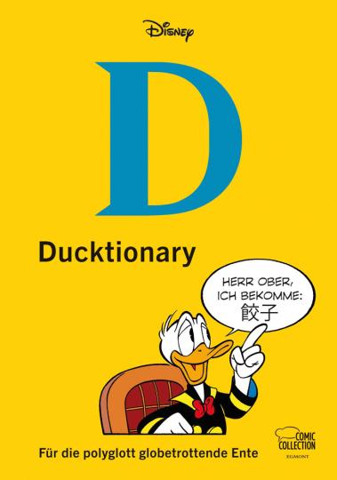 Ducktionary. Für die polyglott globetrottende Ente.