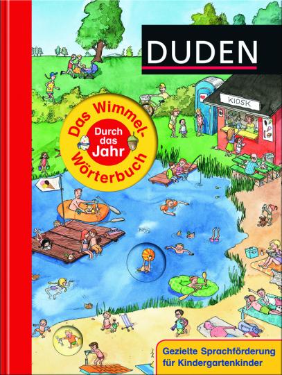 Duden. Das Wimmel-Wörterbuch - Durch das Jahr.
