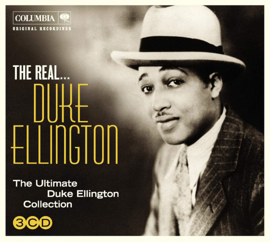 Duke Ellington. The Real... Duke Ellington. 3 CDs.