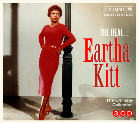 Eartha Kitt. The Real...Eartha Kitt. 3 CDs.