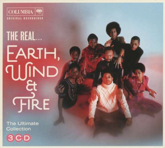 Earth, Wind & Fire. The Real...Earth, Wind & Fire. 3 CDs.