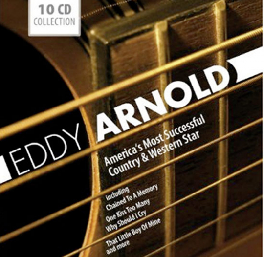 Eddy Arnold. Americas most succesful Country and Western Star.