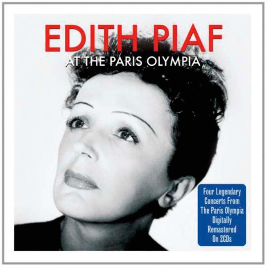 Edith Piaf. At The Paris Olympia. 2 CDs.
