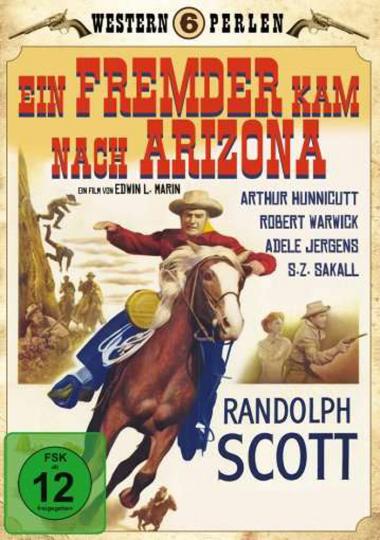 Ein Fremder kam nach Arizona. DVD.