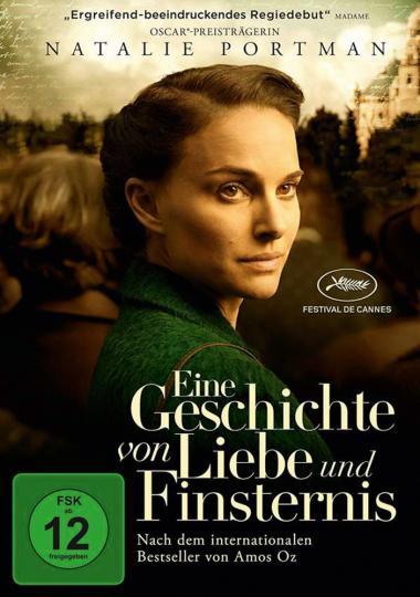 Eine Geschichte von Liebe und Finsternis. DVD.