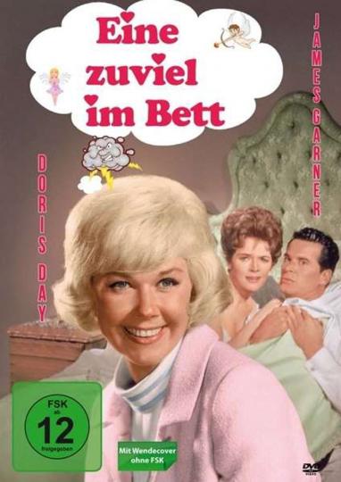 Eine zuviel im Bett. DVD.
