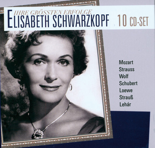 Elisabeth Schwarzkopf.