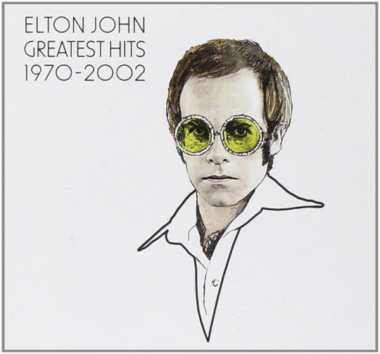 Elton John. Greatest Hits 1970-2002. 2 CDs.