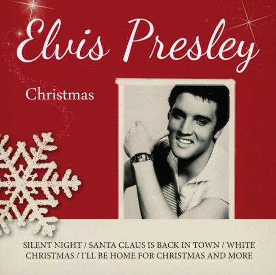 Elvis Presley. Christmas. CD.