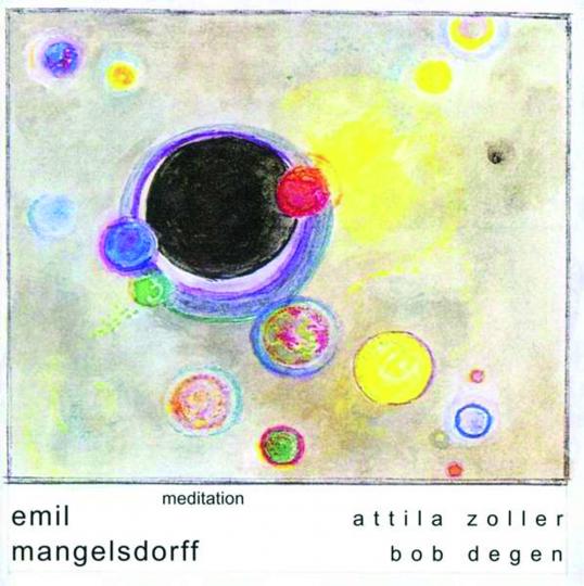 Emil Mangelsdorff. Meditation. CD.