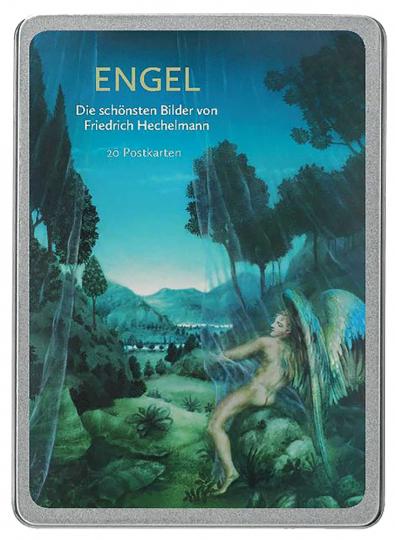 Engel - 20 Postkarten