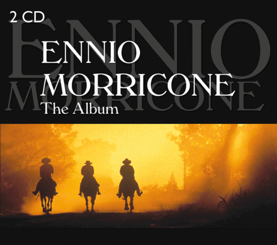 Ennio Morricone. The Album. 2 CDs.