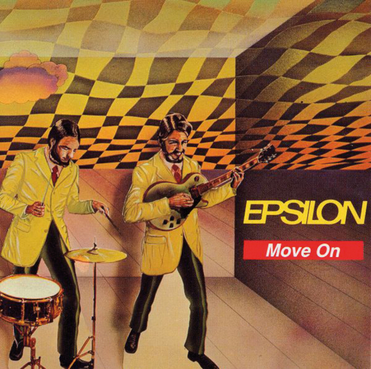 Epsilon. Move on. CD.